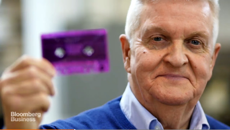 Винтаж в моде: рынок аудиокассет резко вырос | Перепечатка новости с комментариями