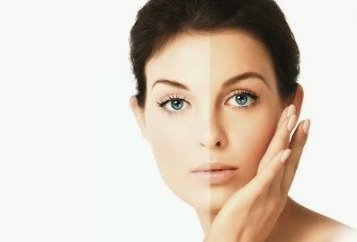 3 Cara  Alami Memutihkan Wajah