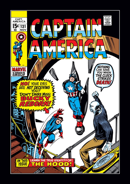 Captain America (1968) Issue #131 #45 - English 1
