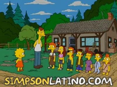 Los Simpson 18x14