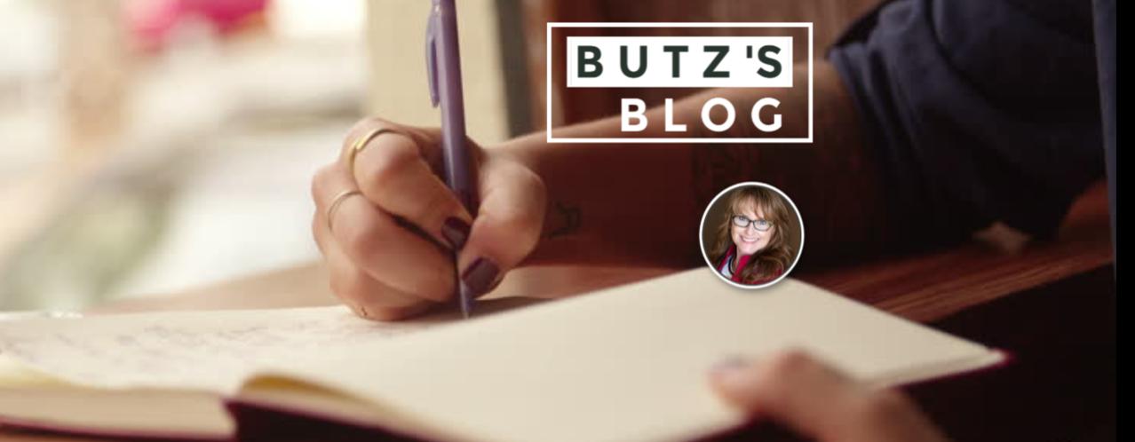 Butz's Blog