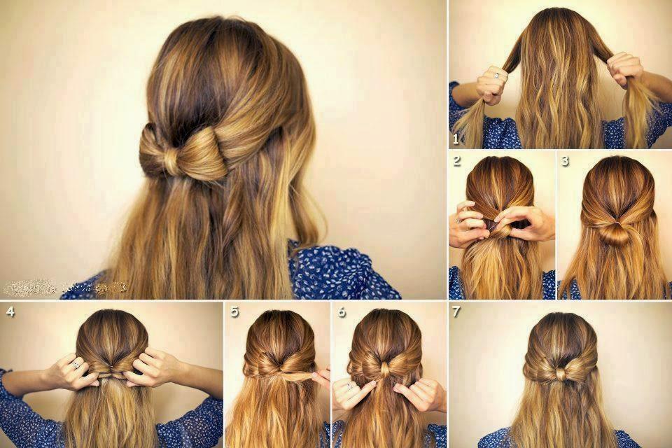 Consejos De Peinados Peinado Facil Para Hacer En Casa - Peinados-para-hacer-en-casa