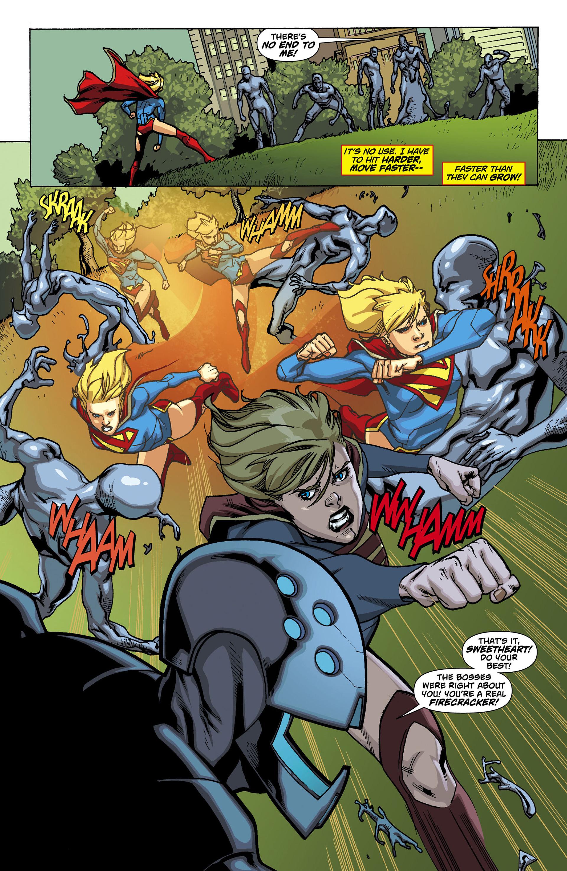 Supergirl (2011) Issue #11 #13 - English 15