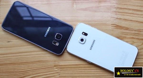 2 siêu phẩm Samsung Galaxy S6 và Samsung Galaxy S6 Edge.