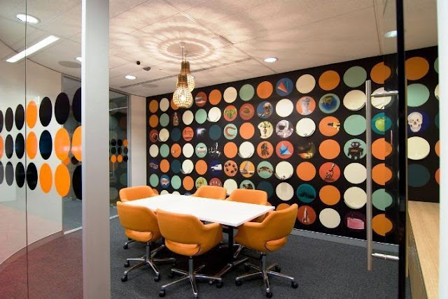 wall colors for business office