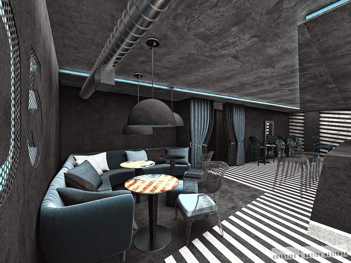 CFZ_interiorismo en Cafe-Concierto