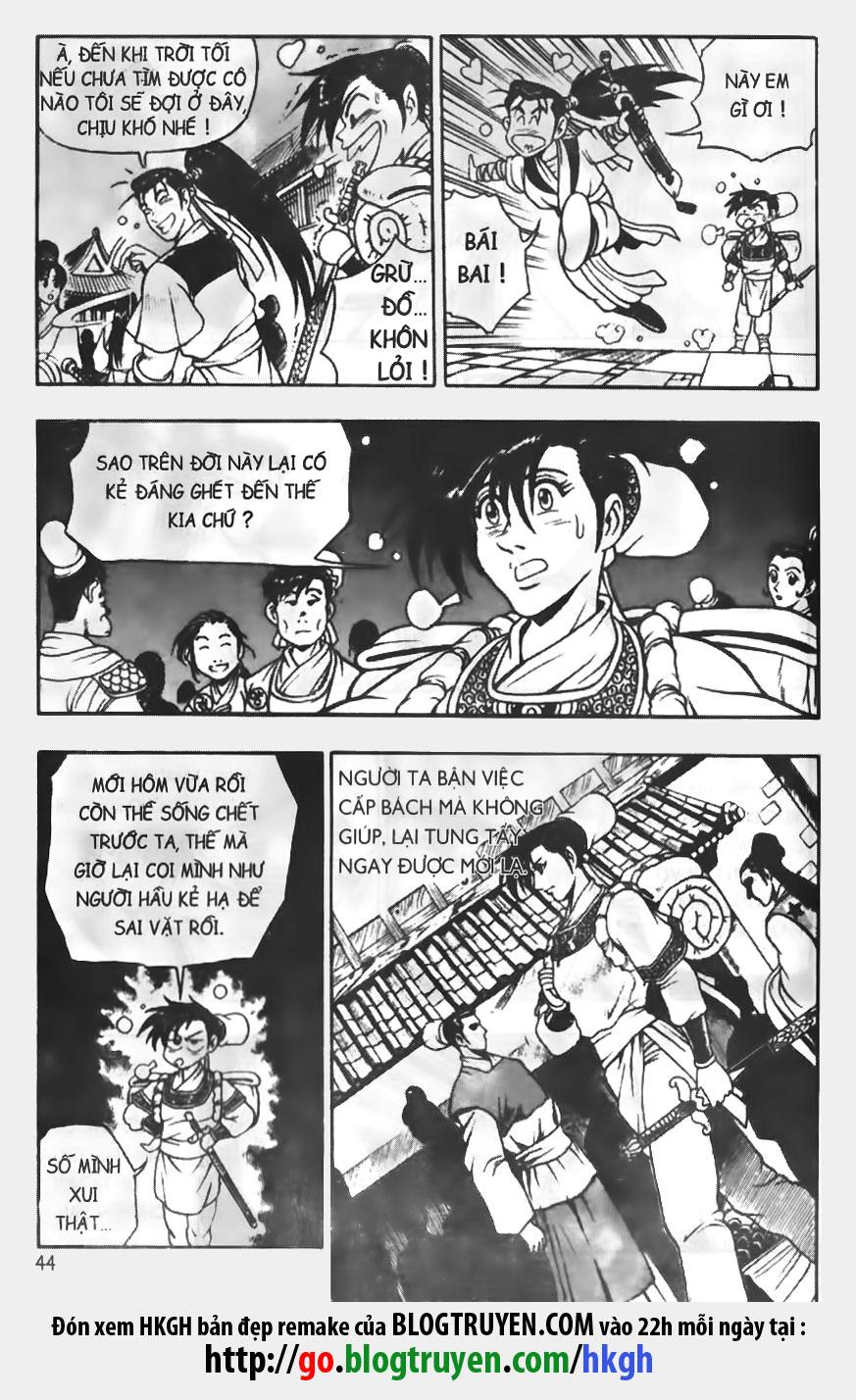 Hiệp Khách Giang Hồ - Hiệp Khách Giang Hồ Chap 071 - Pic 14