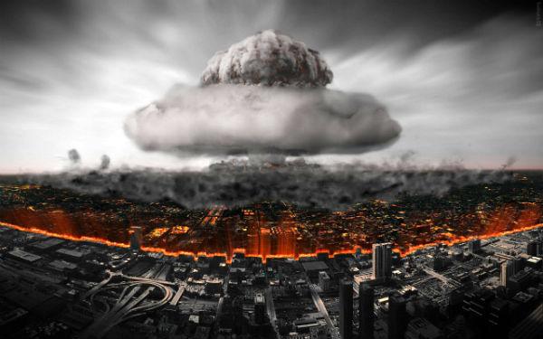 Μια ατομική βόμβα θα μας σώσει