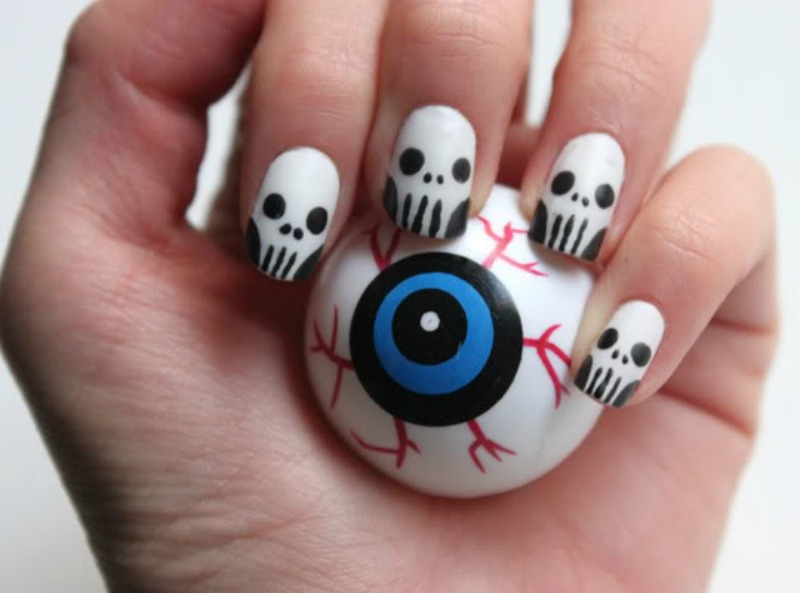 The Excellent Pink creative nail design Images