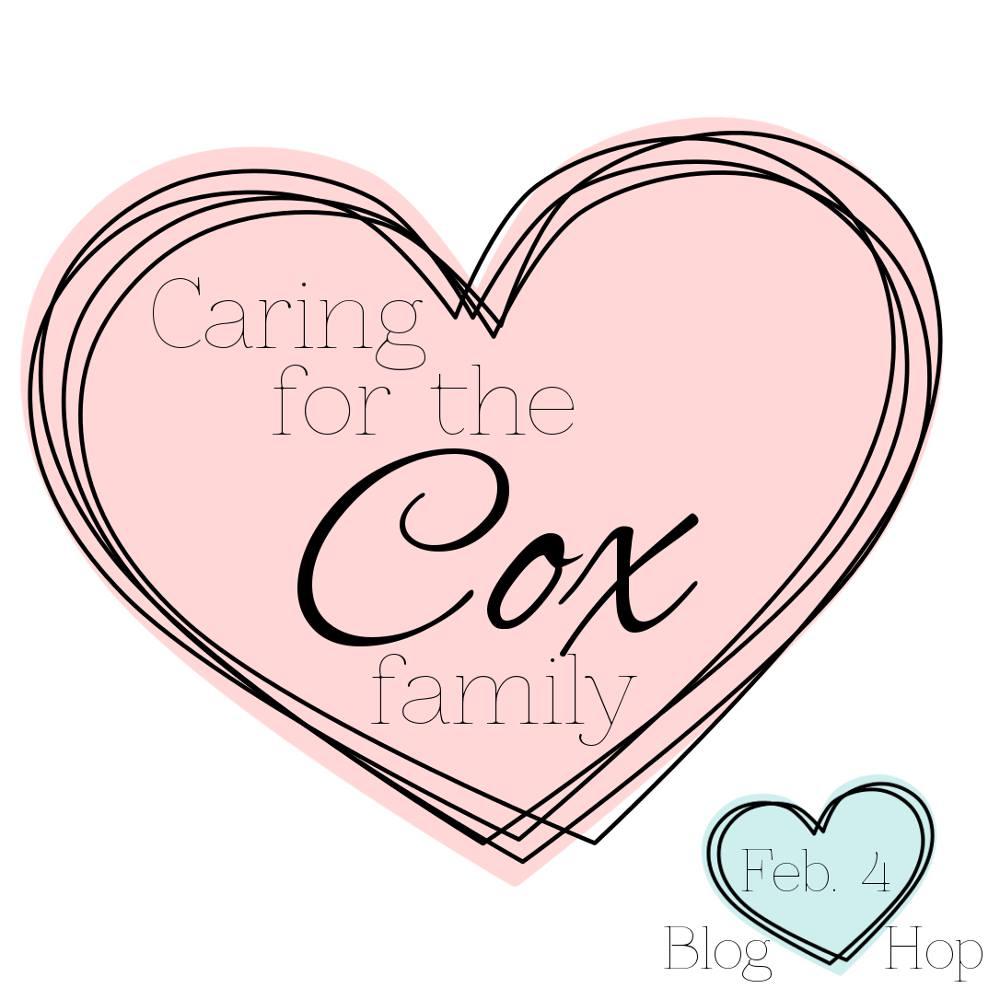 Blog Hop for the Cox Family