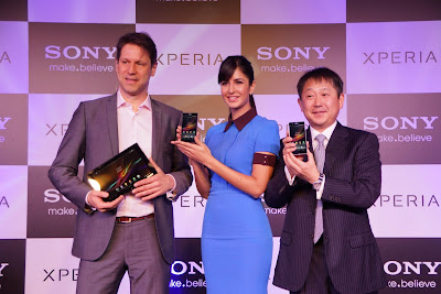 Xperia Z Launch