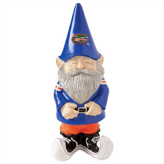 Gator fan garden gnome