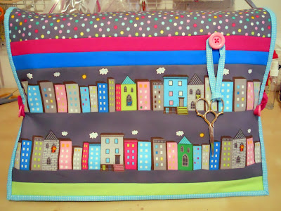ellyn\'s place: Sewing Machine Cover tutorial