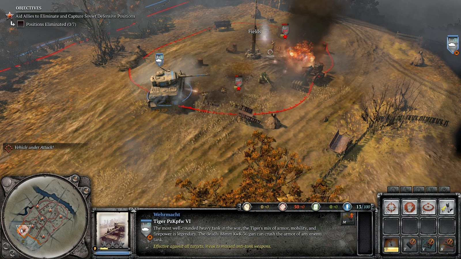 Coh 2 Case Blue : Australian gaming scene: case blue dlc for company of heroes 2 [windows]