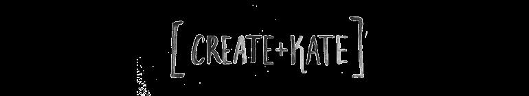 Create + Kate