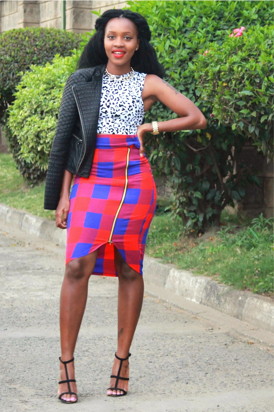 Thread Muse Kenyan Fashion Bloggers Series Print On Print