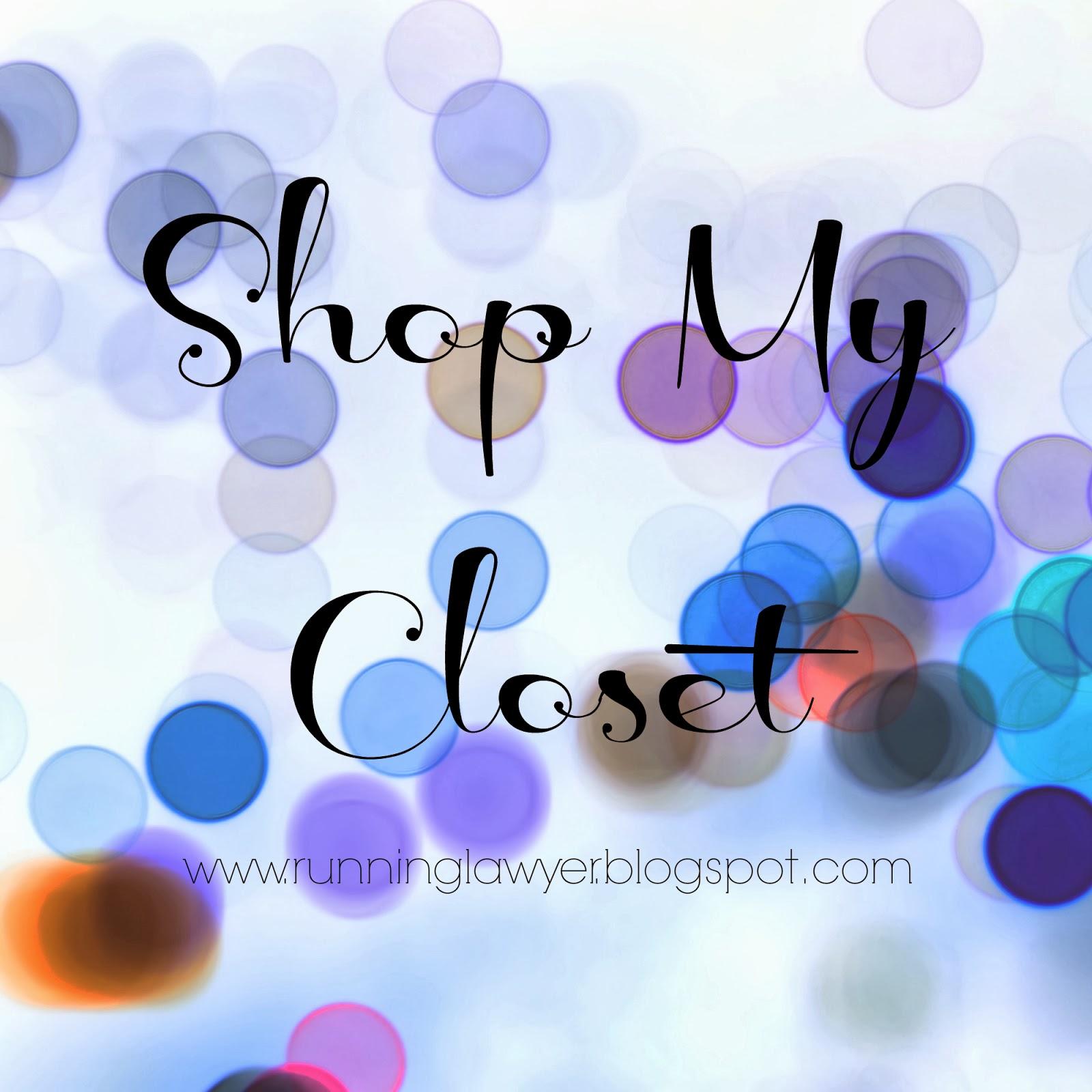 Shop My Closet Sale. Hi ...