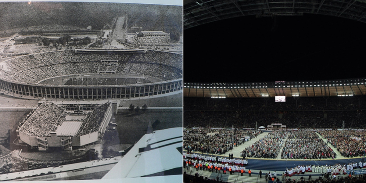 Sirtea Garden 茶翁家園: Olympic Cities Then & Now 奧運古址昔今