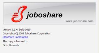 Joboshare Production Full Serial 1