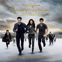 CD Breaking Dawn Part II The Score - Trilha sonora instrumental de Amanhecer – Parte 2