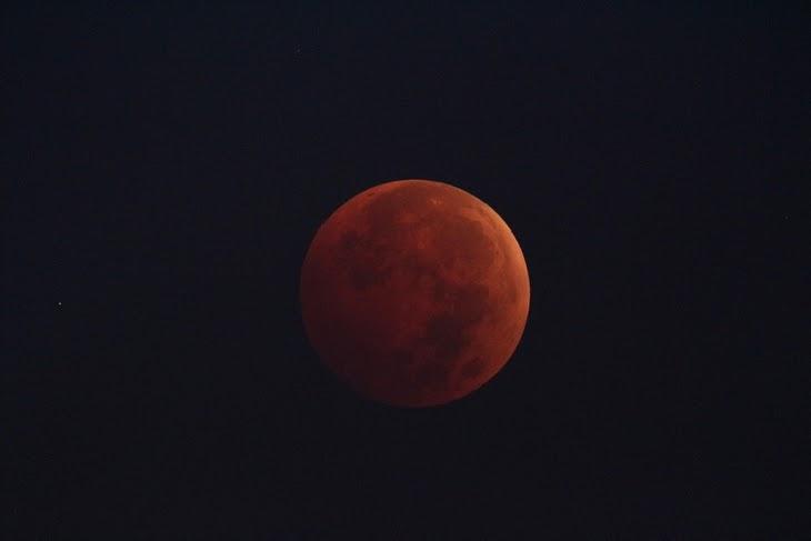 my astronomy notes foto gerhana bulan total 8 oktober 2014