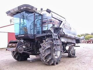 Gleaner R72 combine parts