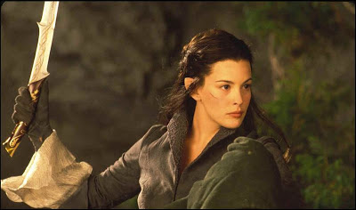 Beauty of Arwen