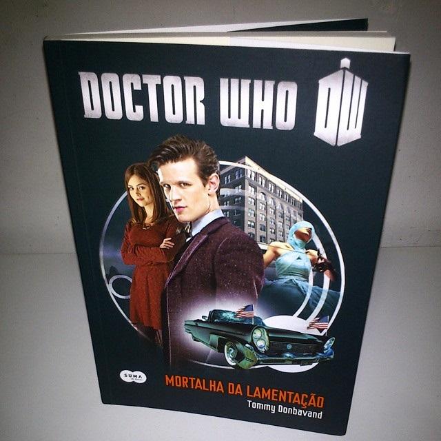 Doctor Who Mortalha da Lamentação