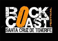 Cartel RockCoast tenerife