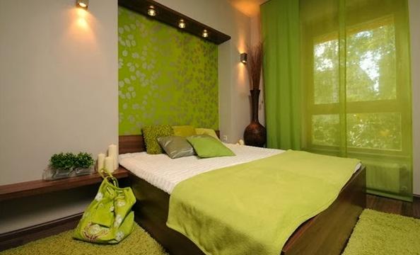 Ragam inspirasi Warna Cat Dinding Interior Kamar Tidur Minimalis yang menawan