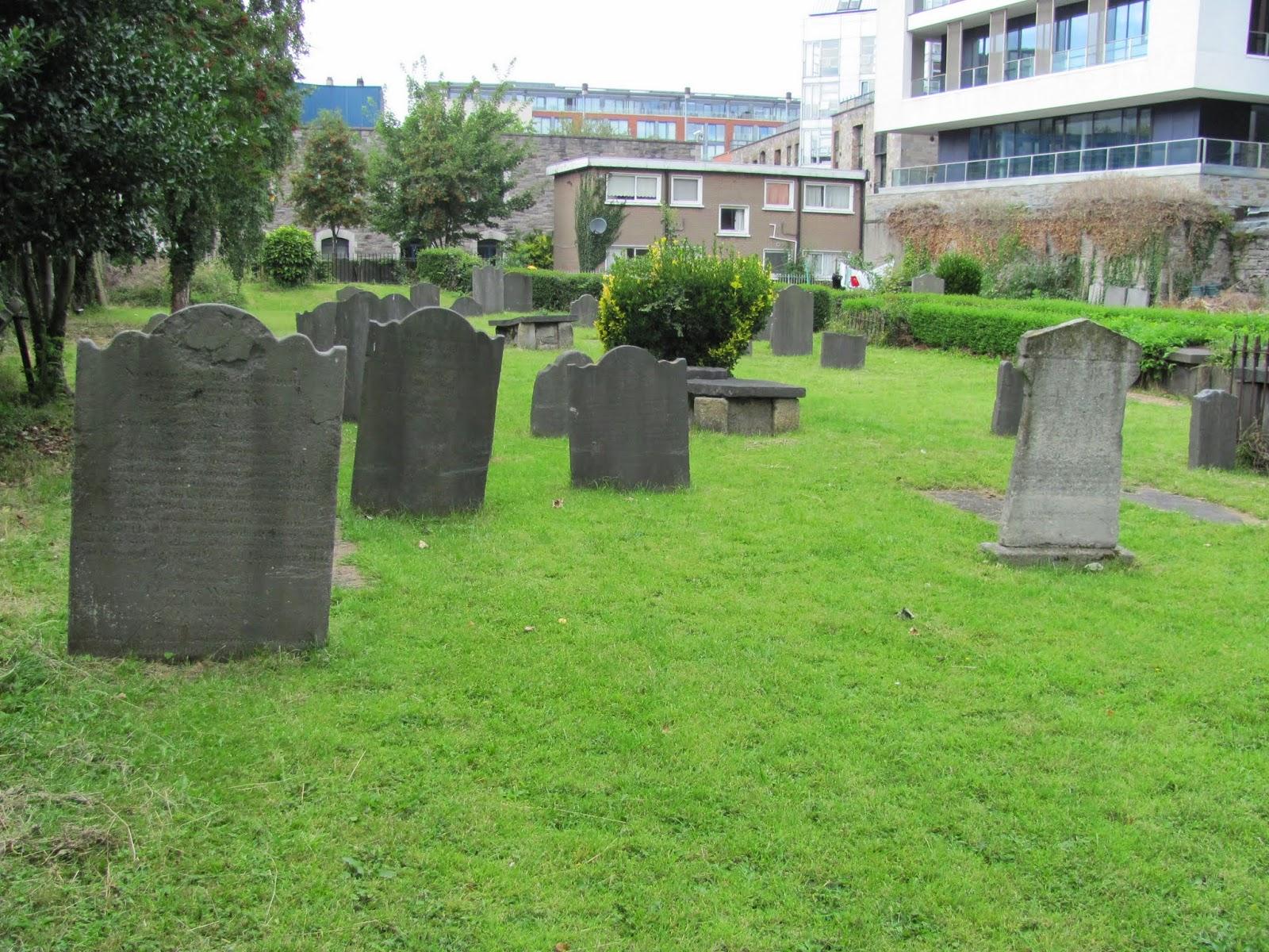 St. Michan's Church Cemetery Dublin, Ireland