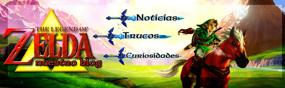 Nuestro blog Zelda