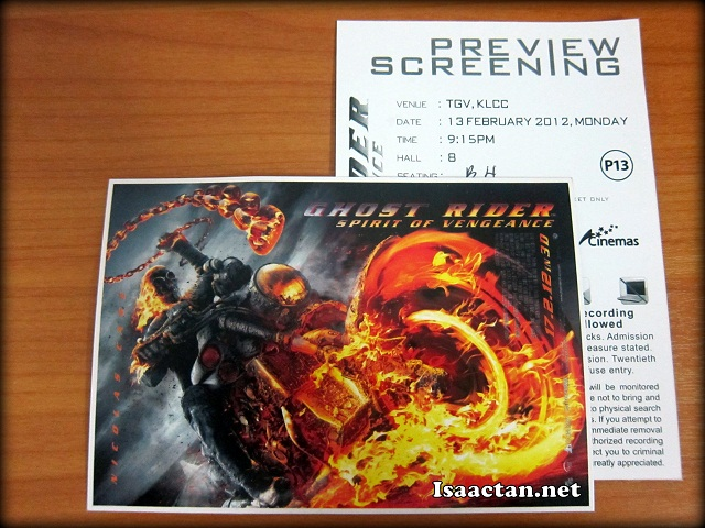 Free premiere movie tickets