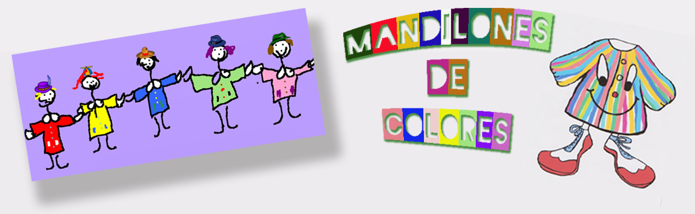 Mandilones de colores