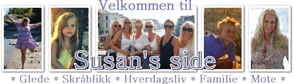 Susan`s side