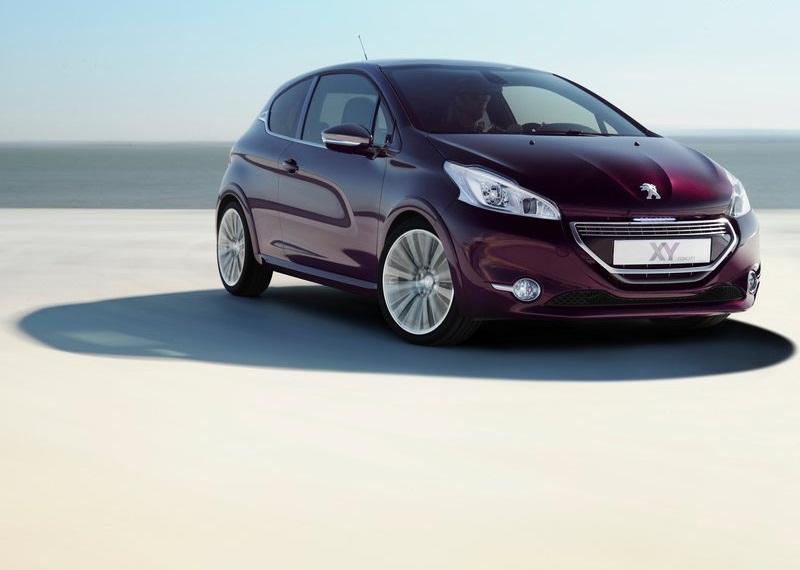 Sport Car Garage: Peugeot 208 XY Concept (2012)