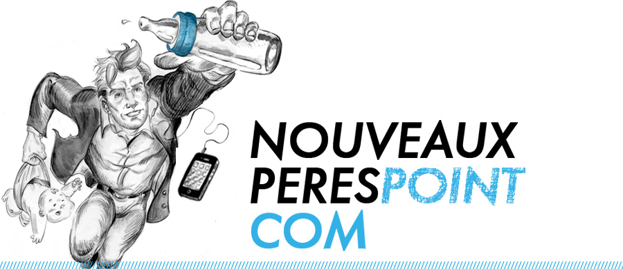 Nouveaux-peres.com - Blog des papas impliqus, connects et pas parfaits. 