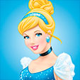 Invitacion de Cumpleaños de Cenicienta Princesas Disney