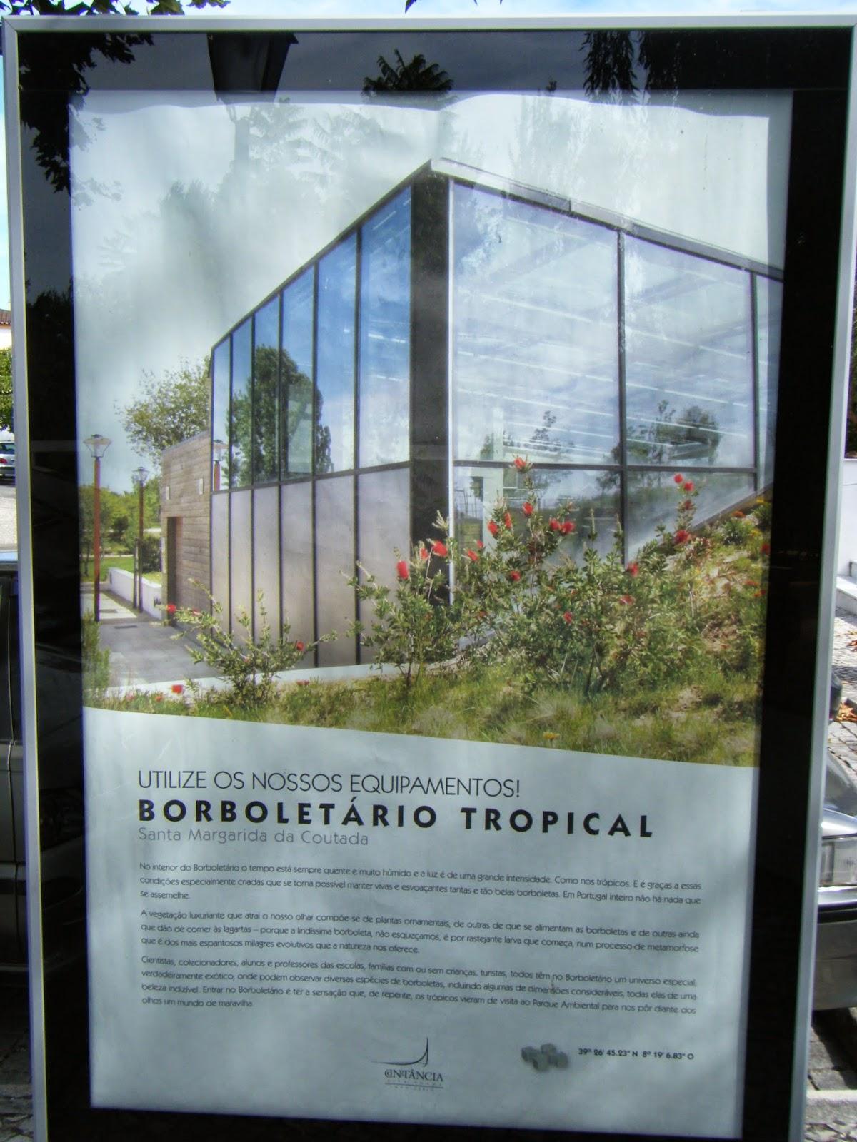 Borboletário Tropical