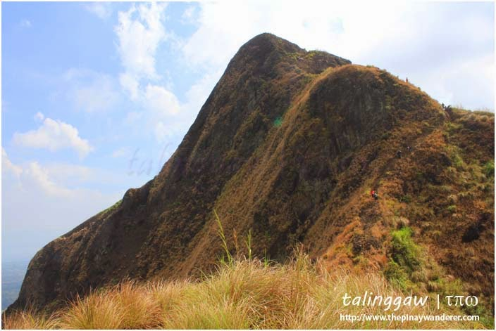 Mt. Batulao Peak