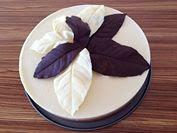 Un gâteau aux 3 chocolats