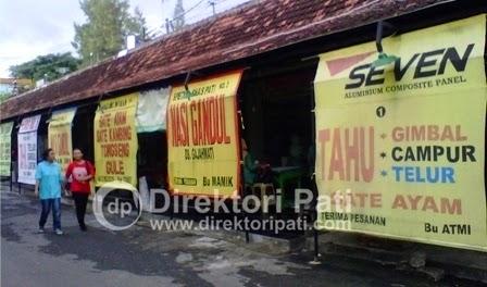 Wisata Kuliner di Kawasan Simpang Lima Pati