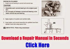 Download Yamaha Atv Repair Manuals Download Yamaha 450 Repair Manual Wolverine Kodiak Grizzly