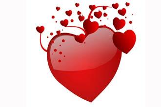 Afbeeldingsresultaat voor rode hartjes