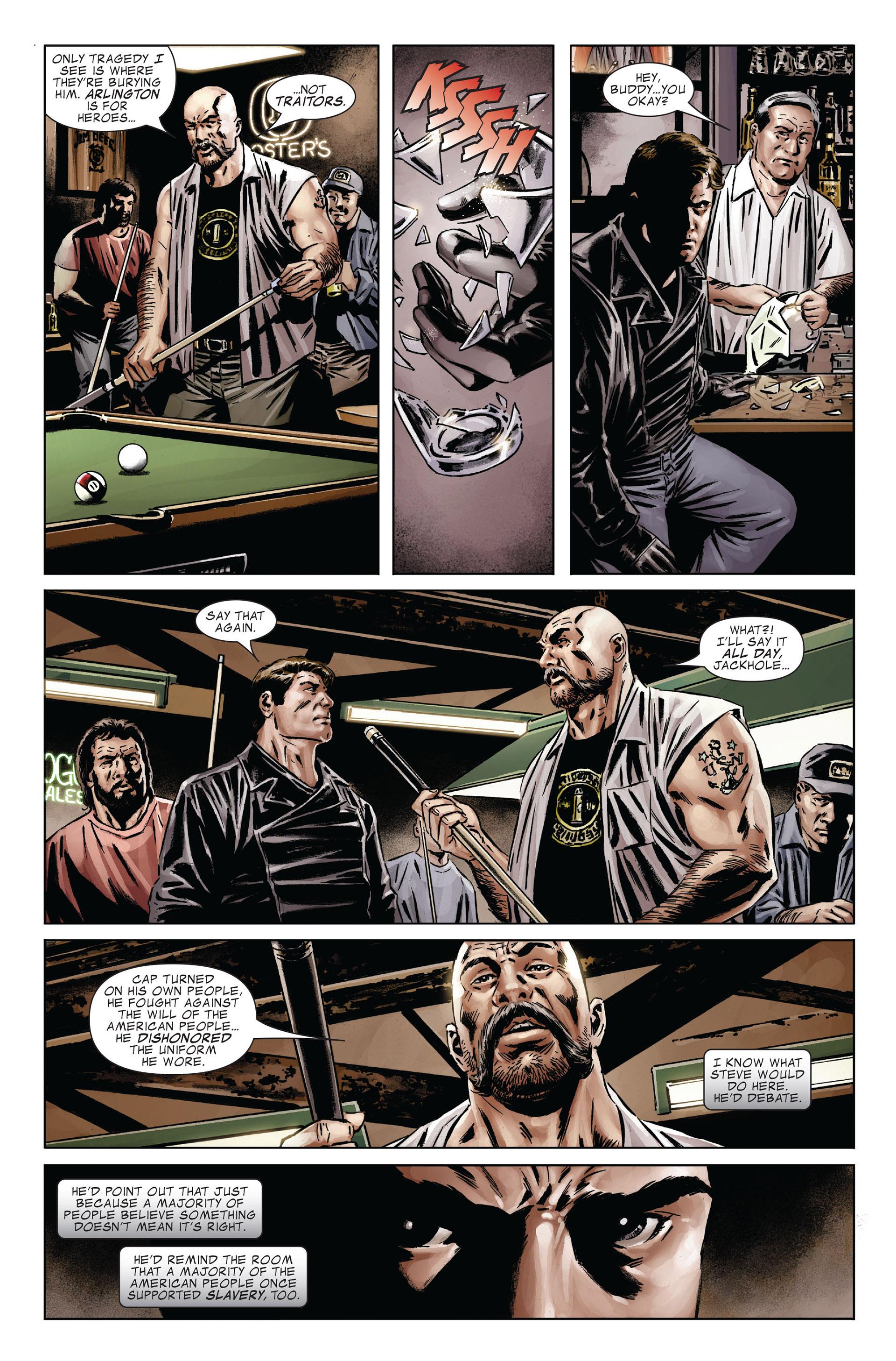 Captain America (2005) Issue #26 #26 - English 20