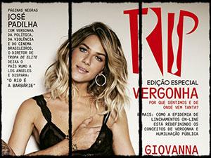 Fotos e Making Of De Giovanna Ewbank e Bruno Gagliasso na revista Trip