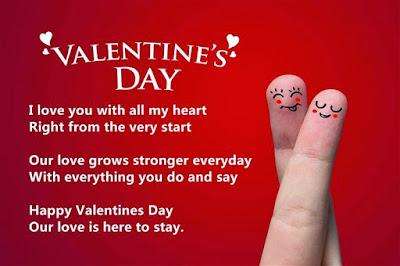 Happy Valentines Day Short Poems 2016