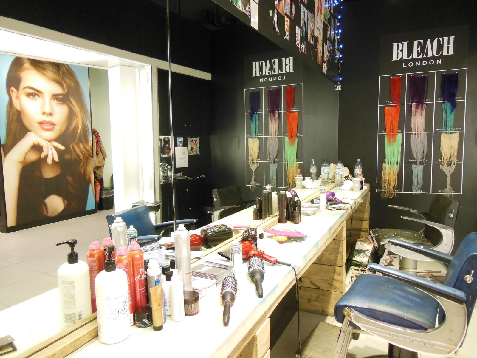Bleach london salon