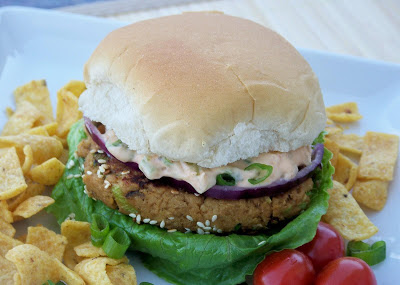 Salmon Burgers with Tomato Chutney Recipe | Healthy Seafood Recipe