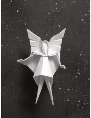 Cute Fairy Origami